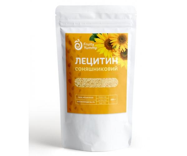 Лецитин подсолнечный Fruity Yummy 200 г
