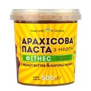 Арахисовая паста Master BOB Фитнес с медом 500 г