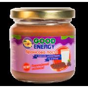 Арахисовая паста с черным шоколадом и мятой Good Energy