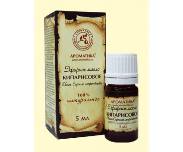 Кипарисовое эфирное масло