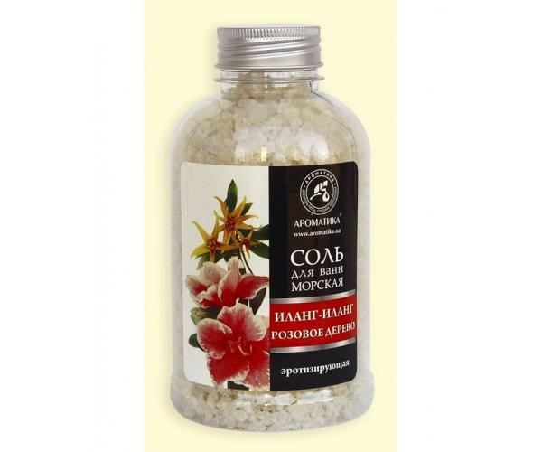Морская соль эротизирующая 600 гр