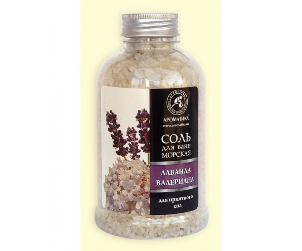 Морская соль для приятного сна 600 гр