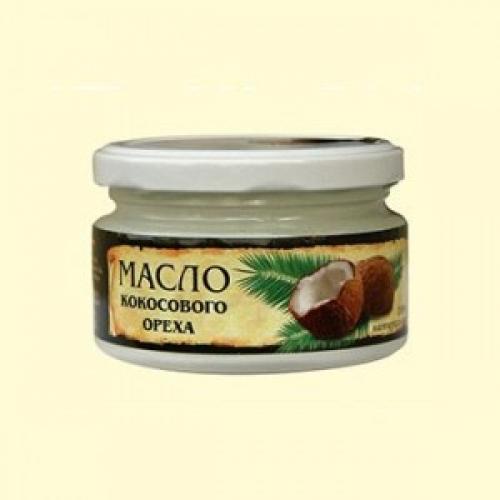 Масло кокосовое нерафинированное 185г Ароматика