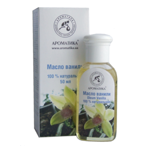 Масло ванили Ароматика