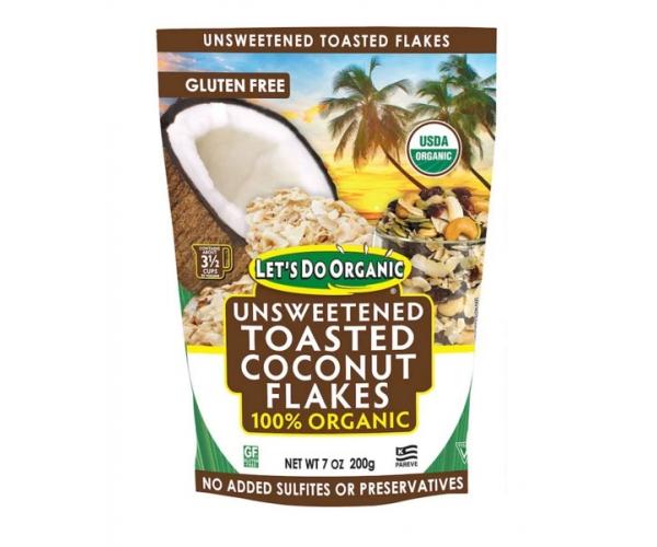 Чипсы кокосовые Edward & Sons органические неподслащенные 200 г