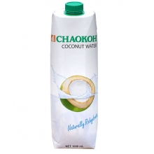 Натуральная кокосовая вода Chaokoh 1 л
