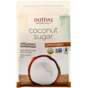 Сахар кокосовый Nutiva органический 454 г