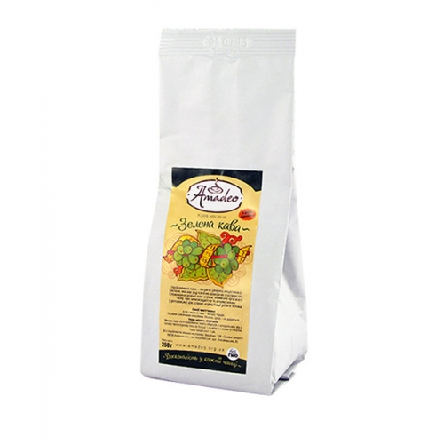Зеленый кофе молотый Османтус 250 г