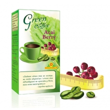 Green coffee & Acai Berry Лайффорте 100 г