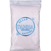 Белая глина (Каолин) Naturalissimo 1 кг
