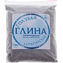 Голубая глина Naturalissimo 1 кг