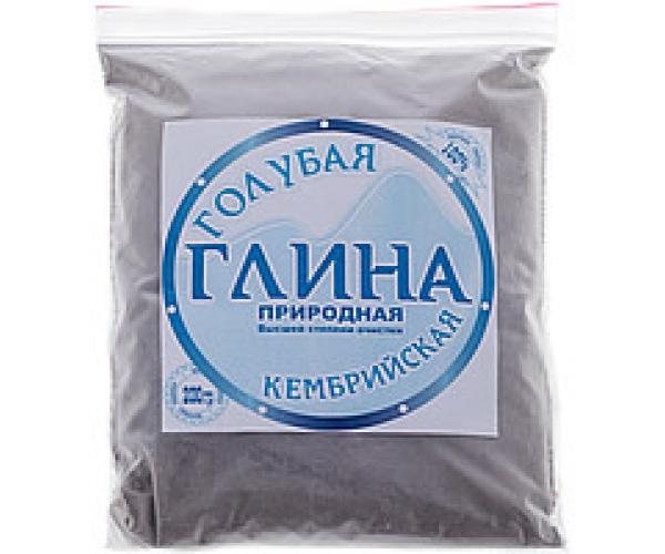 Голубая глина (Кембрийская) Naturalissimo 1 кг