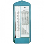 Гигрометр психрометрический Стеклоприбор ВИТ-1 (0…+25 °С)