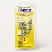 Ингалятор Махольда с эфирным маслом розмарина 5 мл