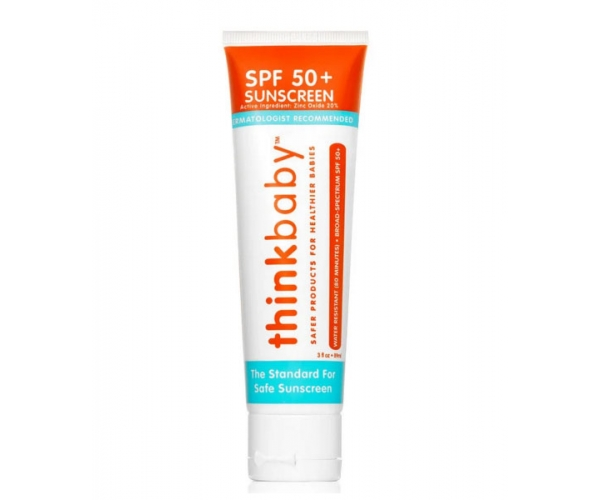 Солнцезащитный крем для детей Think, Thinkbaby SPF 50+ 89 мл
