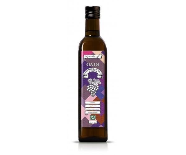 Виноградных косточек масло Масломания 250 мл (4820112030216)