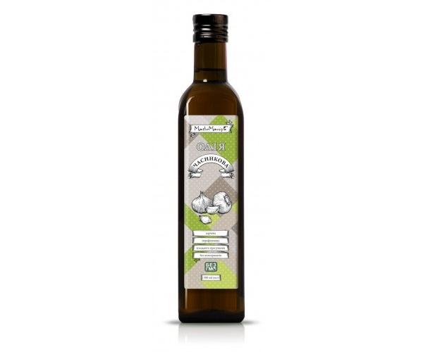 Чесночное масло Масломания 250 мл (4820118010205)