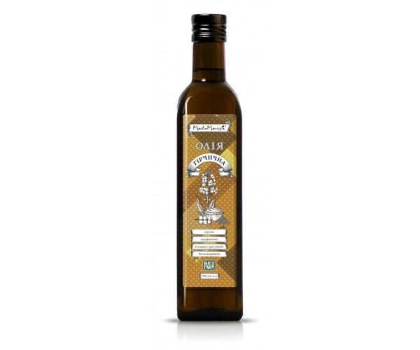 Горчичное масло Масломания 250 (4820107030214)