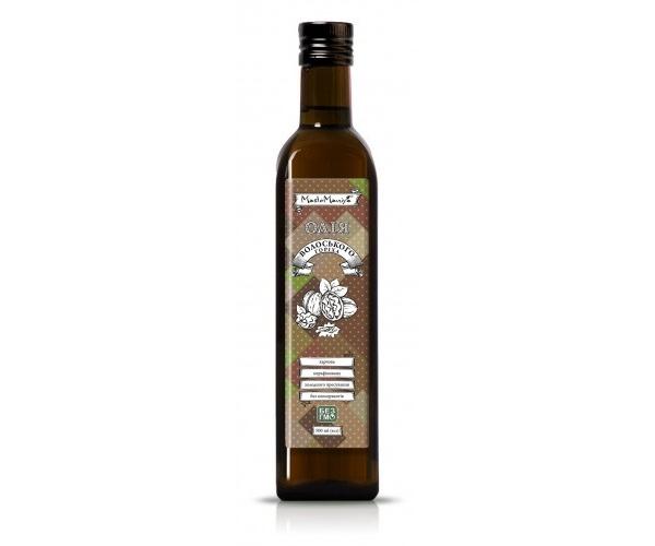 Грецкого ореха масло Масломания 250 мл (4820107050212)