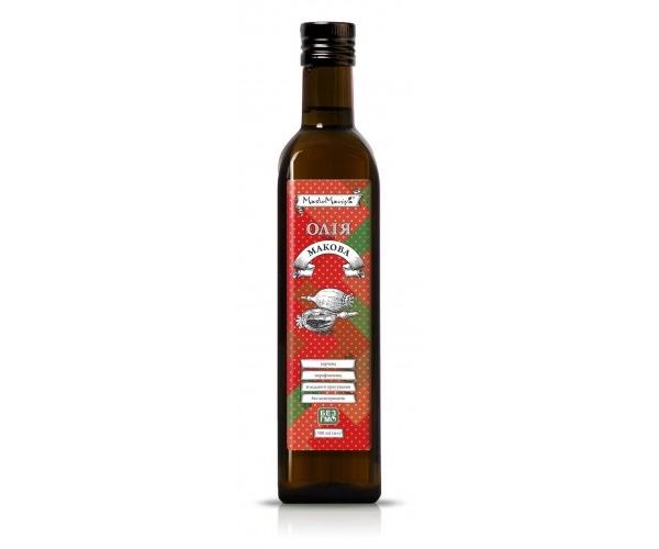 Маковое масло Масломания 250 мл (4820107000217)