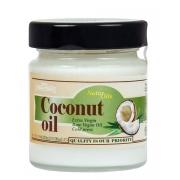 Кокосовое масло Natur Oils холодного отжима, нерафинированное 200 мл