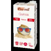 Растительное молоко из Киноа с сиропом агавы без сахара Ecomil 1 л