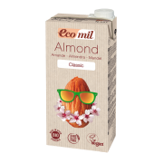 Миндальное молоко классическое Ecomil 1 л
