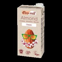 Растительное молоко Миндальное классическое Ecomil 1 л