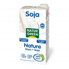 Растительное молоко Соевое без сахара NaturGreen 1 л