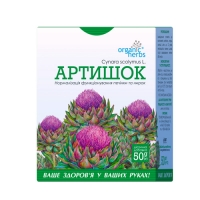Фиточай Артишок Organic Herbs 50 г