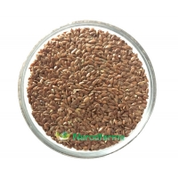 Семена льна вакуумный пакет +  zip-замок 100 г