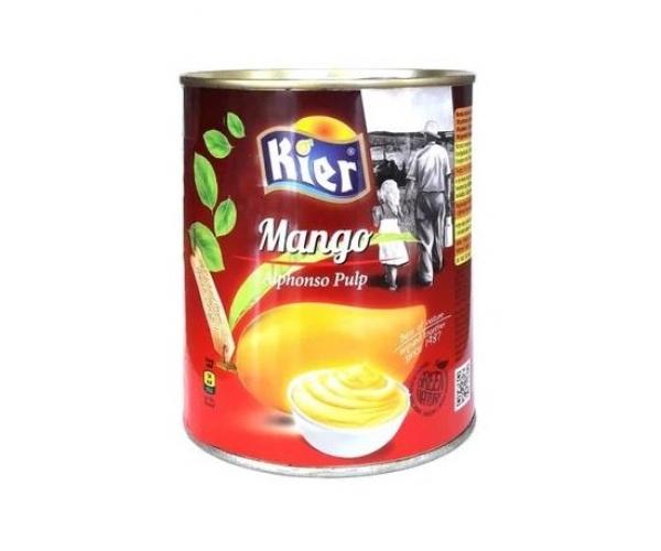 Пюре из манго Alphonso Kier 850 г