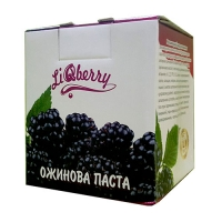 Ежевичная паста LiQberry