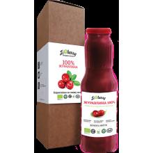 Клюквенная паста LiQberry 550 мл, 1000 мл