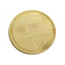 Доска деревянная для пиццы диаметр 21 см