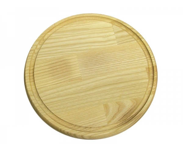 Доска деревянная для пиццы диаметр 24 см