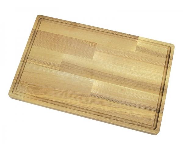 Доска деревянная для подачи стейка 27x17 см