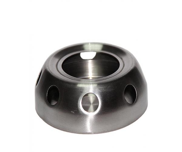 Подставка-подогреватель для заварочного чайника 135 х 50 мм, метал