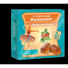 Натуральный мармелад Harmony Шиповник без сахара 192 г