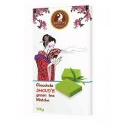 Шоколад SHOUD'E зелёный чай Matcha и имбирь 90 г