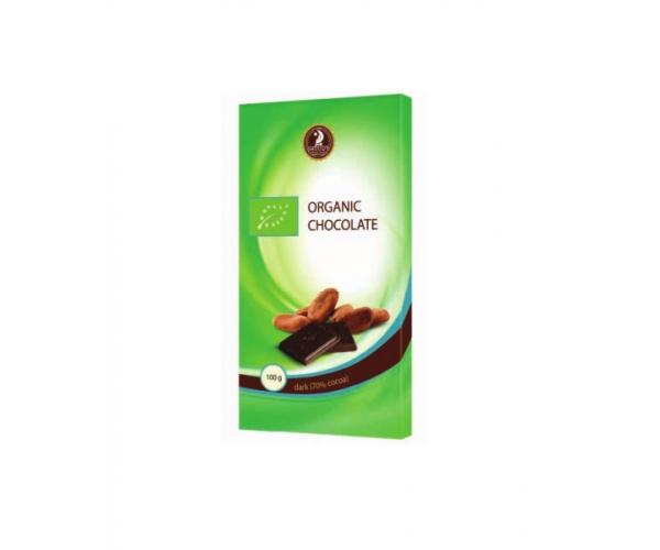 Шоколад SHOUD'E органический чёрный 70% 100 г