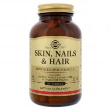 Таблетки для кожи, ногтей и волос (Skin, Nails, Hair) Солгар / Solgar
