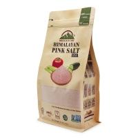 Натуральная Гималайская розовая соль мелкий помол 227 г (818581013926)