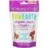 Леденцы органические YumEarth с витамином C 14 шт