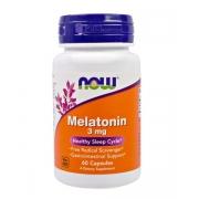 Мелатонин Now Foods 3 мг 60 капсул (733739032553)