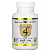 Витаминно-минеральный комплекс California Gold Nutrition Immune 4 60 капсул