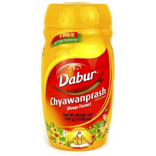 Пищевая добавка Чаванпраш Dabur манго 500 г