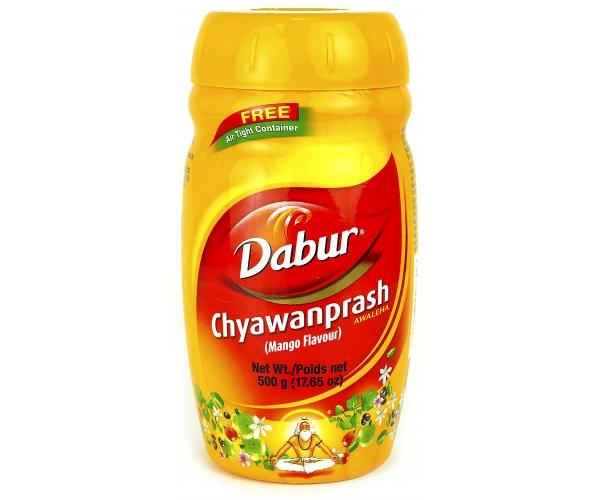 Чаванпраш Dabur манго 500 г