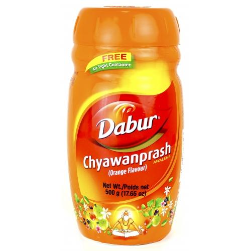 Пищевая добавка Чаванпраш Dabur апельсин 500 г