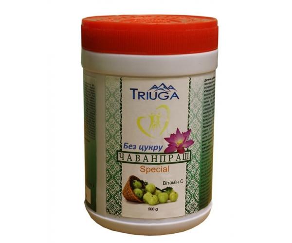 Чаванпраш без сахара TRIUGA 500 г